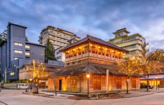 石川県山代温泉