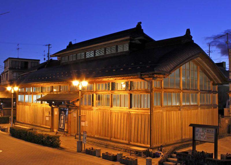 福島県飯坂温泉