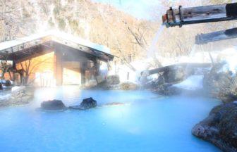 長野県白骨温泉