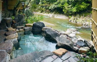 和歌山県龍神温泉