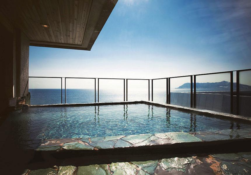 北海道湯の川温泉