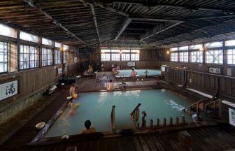 青森県酸ヶ湯温泉