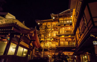 長野県渋温泉