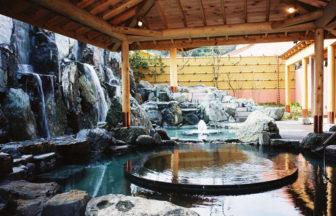 岡山県湯郷温泉