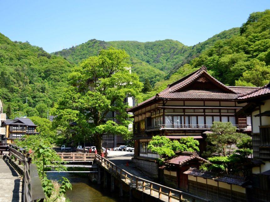 福島県会津東山温泉