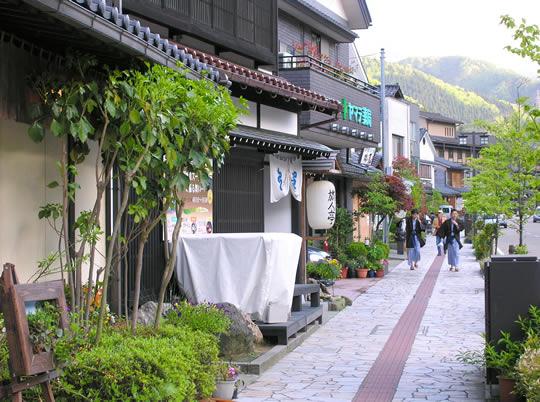 石川県山中温泉
