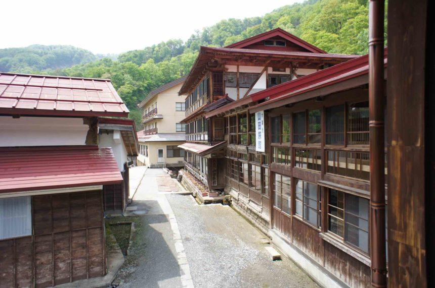 長野県小谷温泉