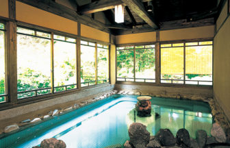 新潟県栃尾又温泉
