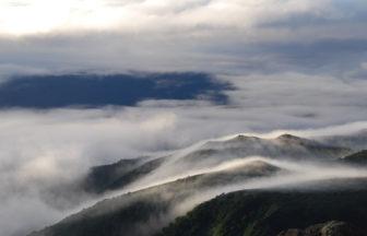北海道層雲峡温泉