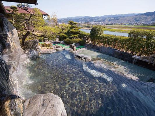 福岡県原鶴温泉