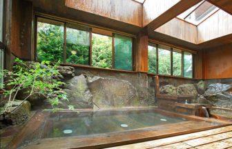 長野県唐沢鉱泉
