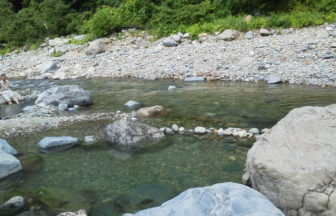 長野県切明温泉