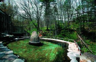 北海道・糠平温泉