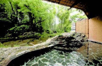茨城・袋田温泉