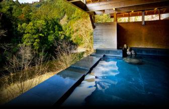 高知・松葉川温泉