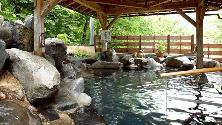 新潟・蓬平温泉