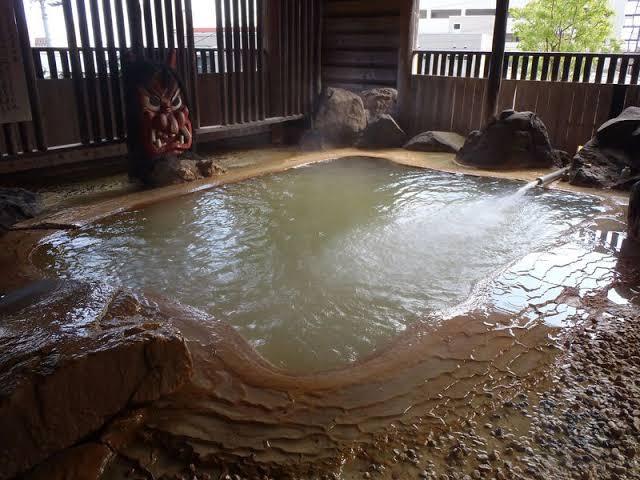 秋田・男鹿温泉