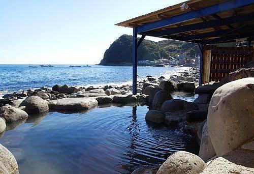 静岡・北川温泉