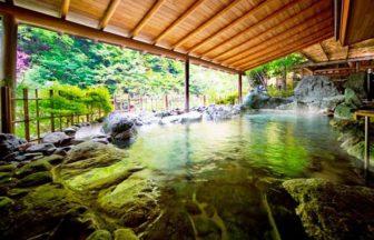 山梨・西山温泉