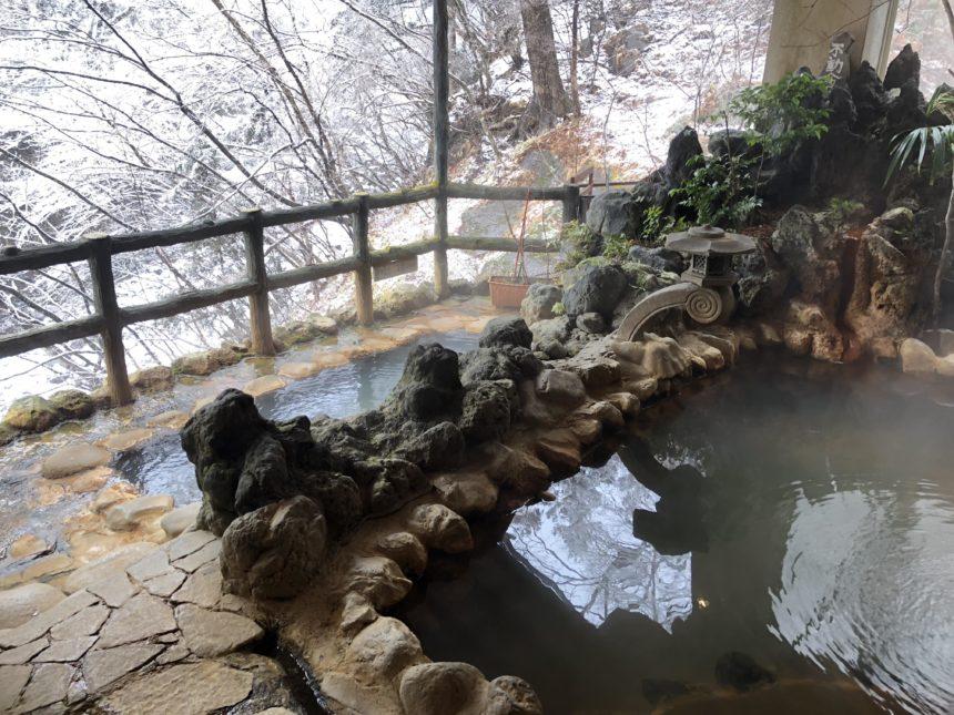 赤城温泉郷湯ノ沢館